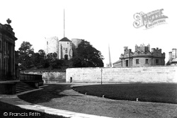 Clifford's Tower 1885, York