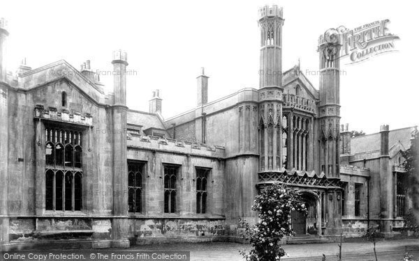 Photo of York, Clifton, St Peter's School 1909
