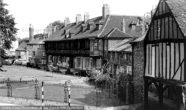 Photo of York, College Street c.1960