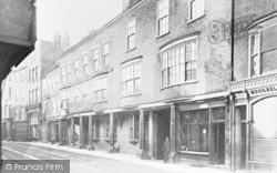York, Coney Street 1867