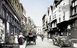 Coney Street 1909, York