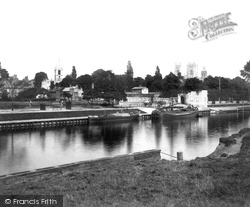 From The River c.1880, York
