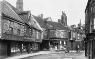 York, Goodramgate 1892