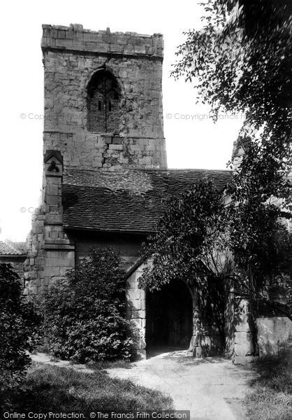 Photo of York, Goodramgate, Holy Trinity Church 1909