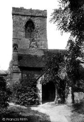 York, Goodramgate, Holy Trinity Church 1909