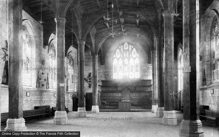 Photo of York, Guildhall 1893