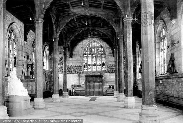 Photo of York, Guildhall Interior 1909