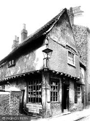 York, Hemmens's Shop, North Street 1909
