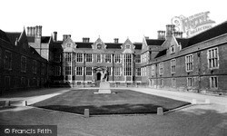 Heslington Hall, University Of York c.1960, York
