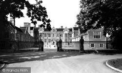 York, Heslington Hall, University Of York c.1960