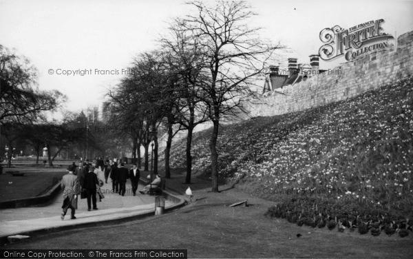 Photo of York, In Springtime c.1960