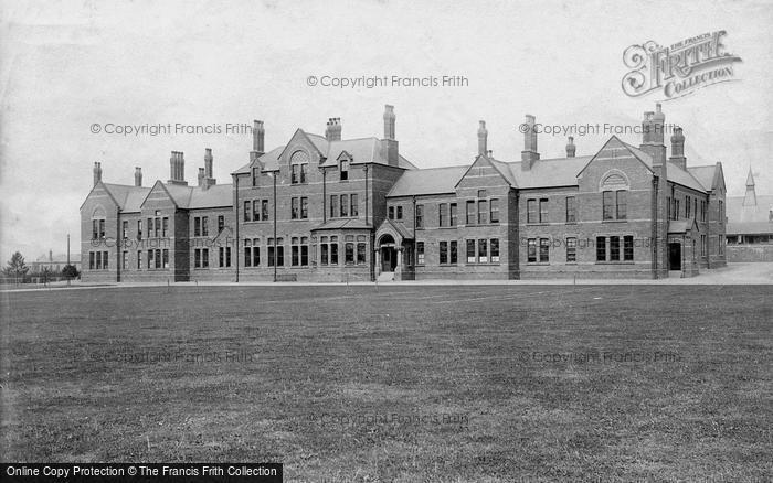 Photo of York, Infantry Barracks 1886