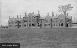Infantry Barracks 1886, York