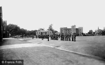York, Infantry Barracks, Armoury 1886