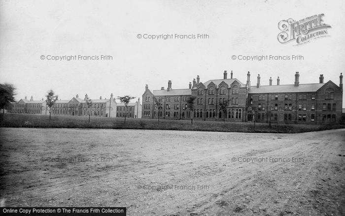 Photo of York, Infantry Barracks, Officer's Mess 1886
