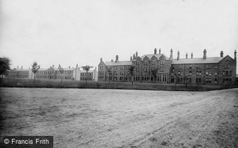 York, Infantry Barracks, Officers' Mess 1886