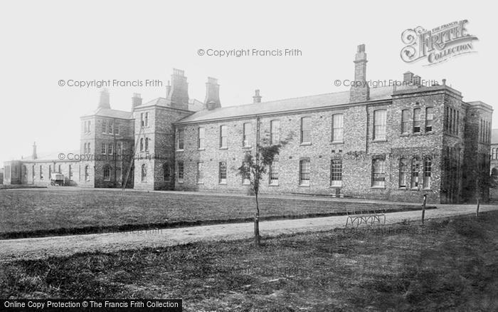 Photo of York, Infantry Military Hospital 1886