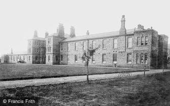 York, Infantry Military Hospital 1886