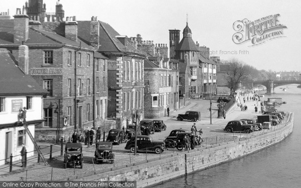Photo of York, Kings Staith 1959
