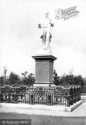 Leeman Statue c.1885, York