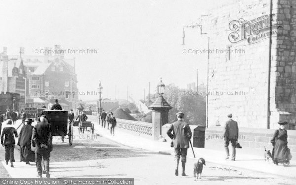 Photo of York, Lendal Bridge c.1905
