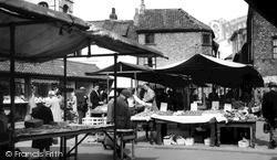 Little Shambles Market c.1960, York