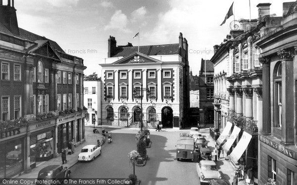 Photo of York, Mansion House c.1960