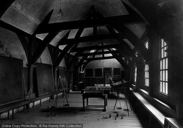 Photo of York, Merchant's Hall, The North Hall 1921