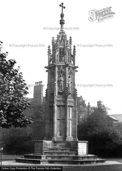 Photo of York, Minster, Boer War Memorial 1907