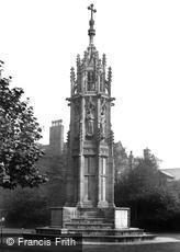 York, Minster, Boer War Memorial 1907