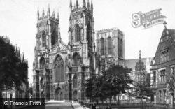 Minster c.1930, York