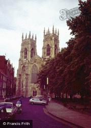 Minster c.1985, York