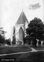 York, Minster, Chapter House c.1885