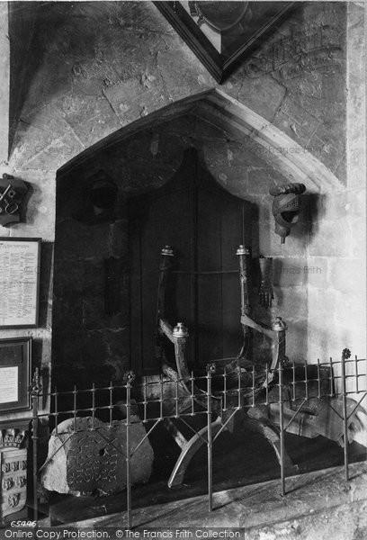Photo of York, Minster, Coronation Chair 1913