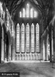 York, Minster, Five Sisters' Window c.1885