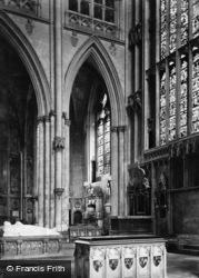 York, Minster, Lady Chapel c.1873