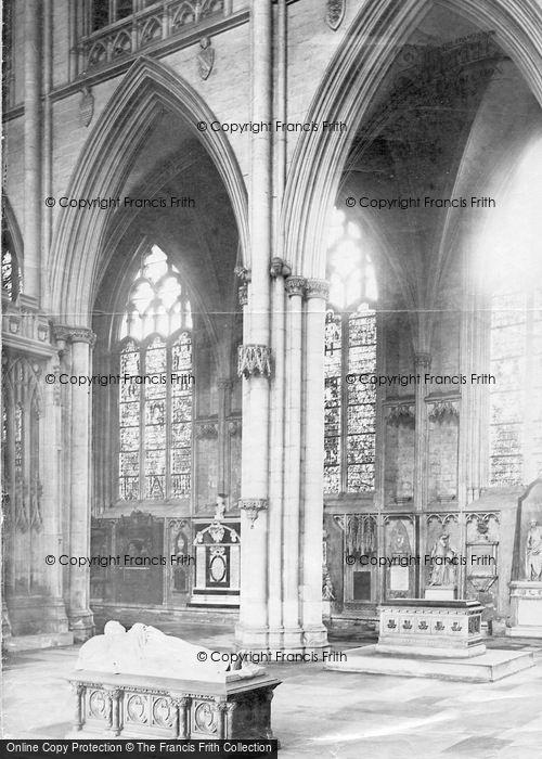 Photo of York, Minster, Lady Chapel c.1880