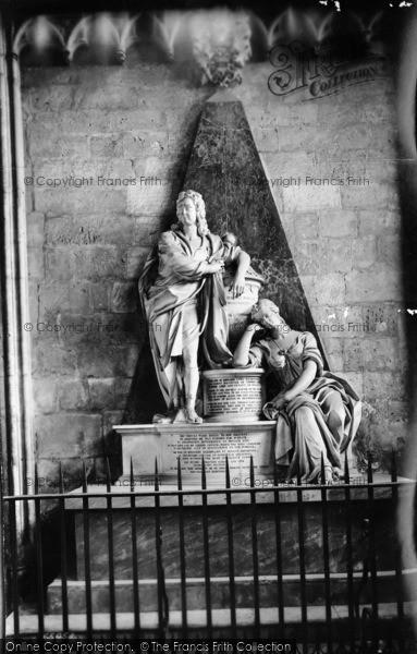 Photo of York, Minster, Rockingham Monument 1913