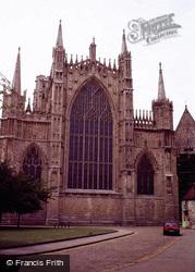 Minster, The Great East Window c.1985, York