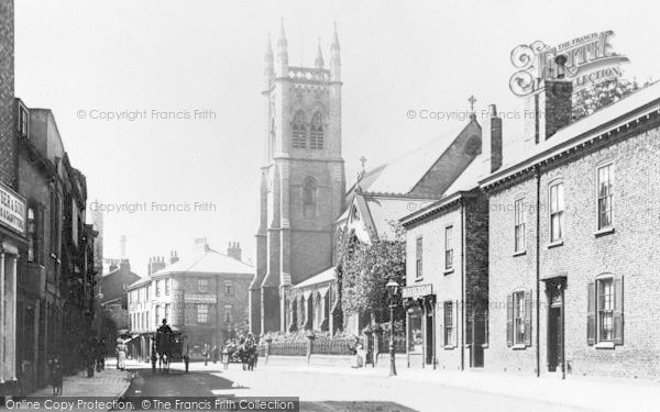 Photo of York, Monkgate And St Maurice's Church 1910