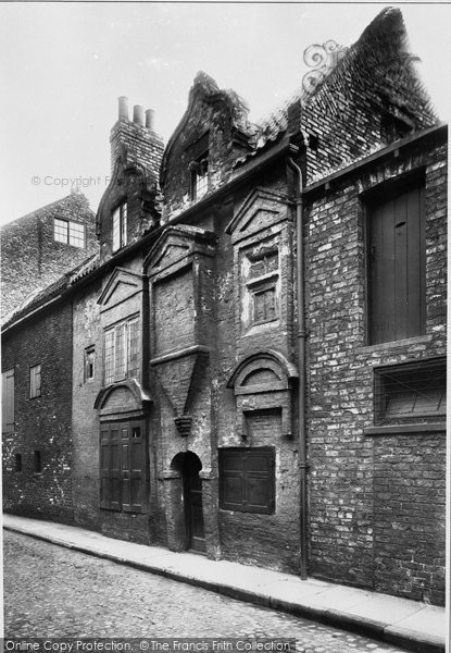 Photo of York, Ogleporth Street 1909