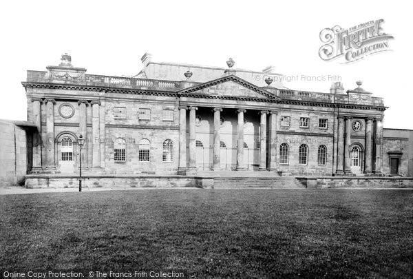 Photo of York, Public Building c.1885