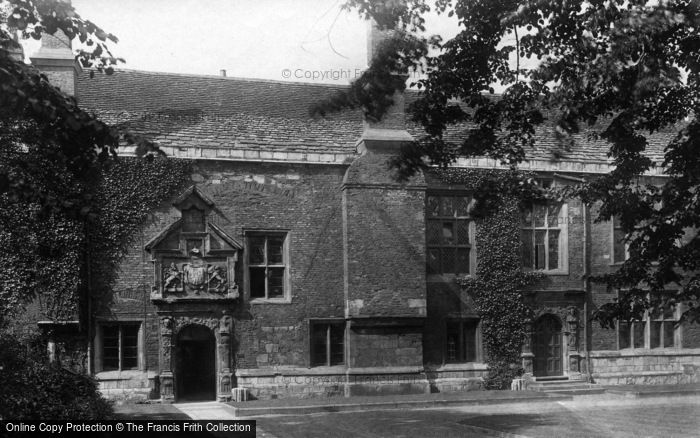 Photo of York, School For Blind 1911