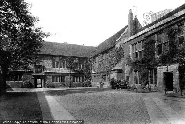 Photo of York, School For The Blind 1911