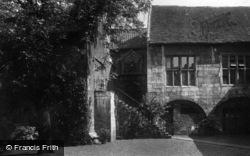 York, School For The Blind 1911
