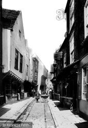 York, Shambles 1893