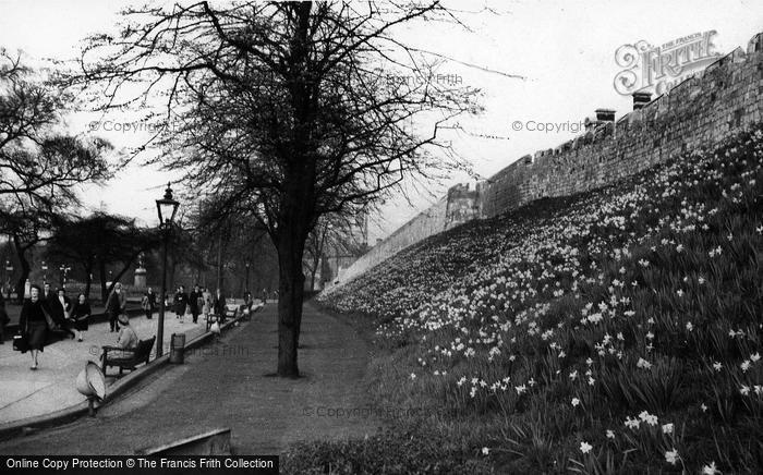 Photo of York, Springtime c.1955