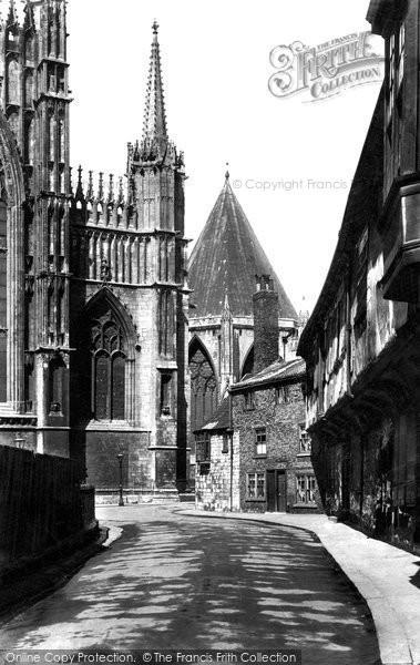 Photo of York, St William's College 1908