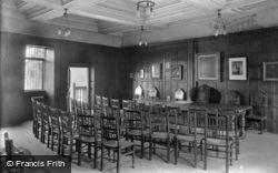 St William's College, Bishop's Room 1911, York
