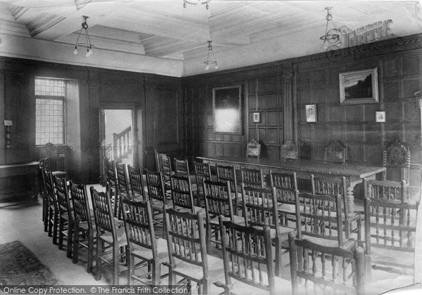 Photo of York, St William's College, Bishops Room 1909